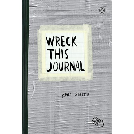 Wreck This Journal (Duct Tape) Expanded Ed. (The Original Duct Tape Halloween Book)
