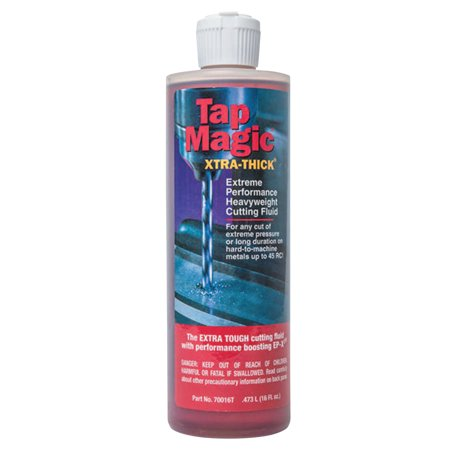 Tap Magic XTRA-THICK Cutting Fluids, 16 oz, (Cutting Fluid)
