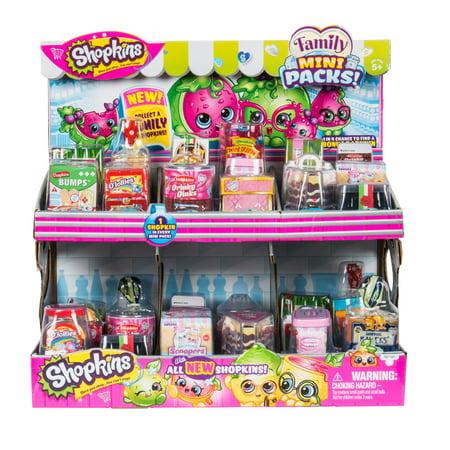 Family Mint - Shopkins Season 11, Family Mini Pack