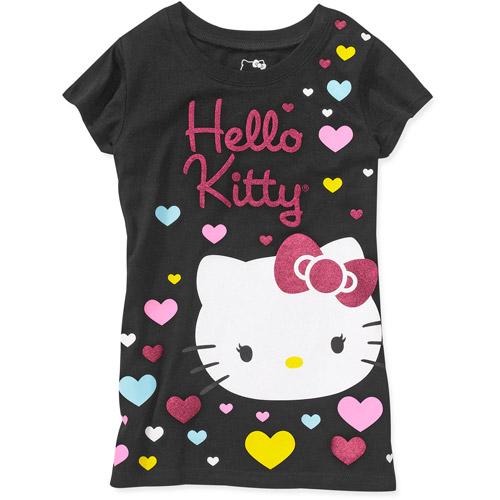Hello Kitty - Girls Graphic Tees