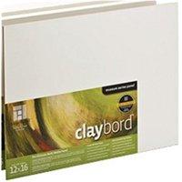 6X6 Claybord 4/Pack