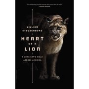 Heart of a Lion : A Lone Cat's Walk Across America