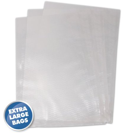 "Vac Sealer Bags, 15"" x 18"" (XL), 100 count (bagged)"