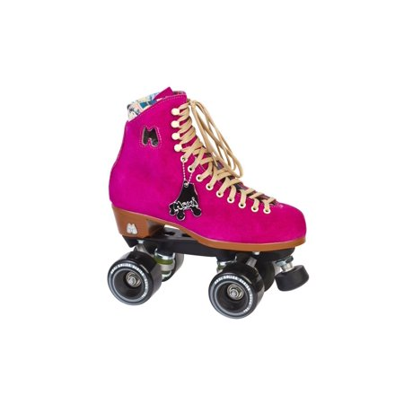 Riedell Quad Roller Skates   Lolly Fuchsia