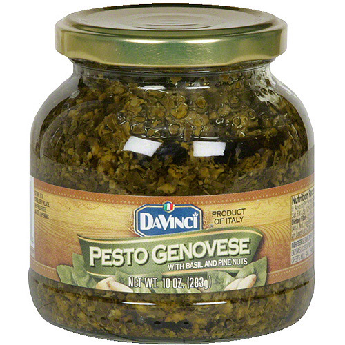 Davinci Pesto Genovese Sauce, 10 oz (Pack of 6)