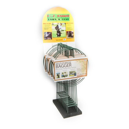 EZ Bagger Lawn and Leave Bag Holder