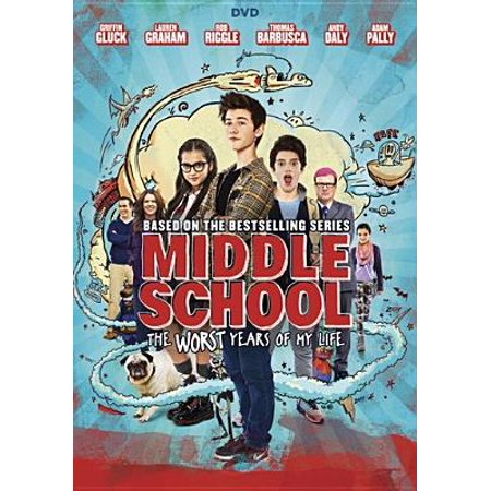 Middle School: The Worst Years of My Life (DVD) - Middle School Costume Ideas