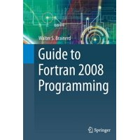 FORTRAN Programming Language Books - Walmart com