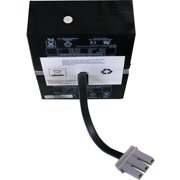 BTI Replacement Battery RBC33 for APC, UPS Battery, Lead Acid