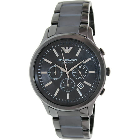 emporio armani emporio armani ceramic men 39 s watch ar1451