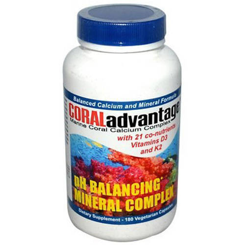Image of Advanced Nutritional Innovations Coral Advantage Vegetarian Capsules, 180 CT