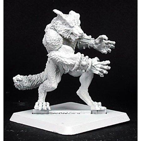 Reaper Miniatures Feral Hunter #14239 Koborlas Unpainted RPG D&D Mini Figure