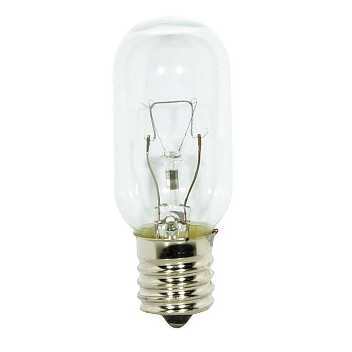 Ceramic Red Satco Products Satco S4511 120V 1//Card Medium Base 7.5-Watt S11 Incandescent Lamp