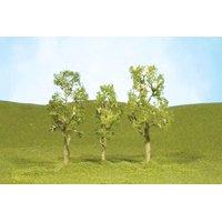 "Bachmann-SceneScapes(TM) Layout-Ready Trees -- Aspen Trees 2-1/2 - 2-3/4"" pkg(4)"