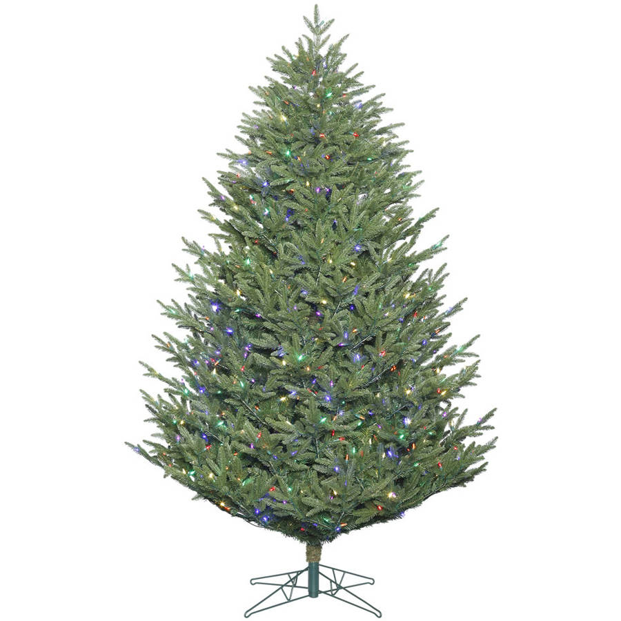 Vickerman 8.5' Deluxe Frasier Fir Artificial Christmas Tree, Unlit