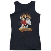 Cheers Group Shot Juniors Tank Top Shirt