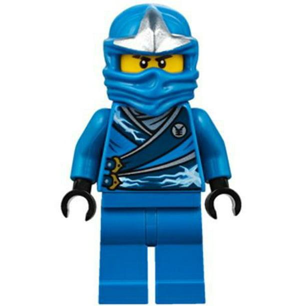 lego ninjago jay minifigure rebooted with zx hood no