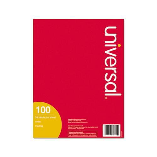 Address Labels for Copiers UNV90102