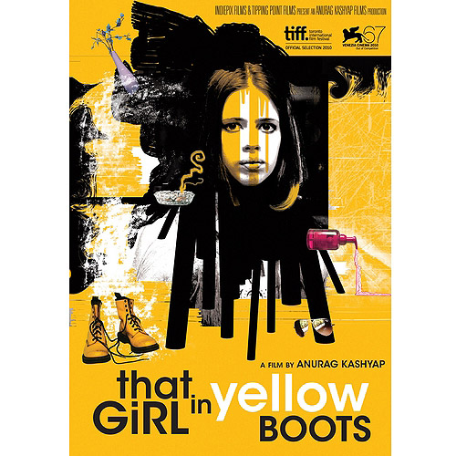 That Girl In Yellow Boots (Widescreen)