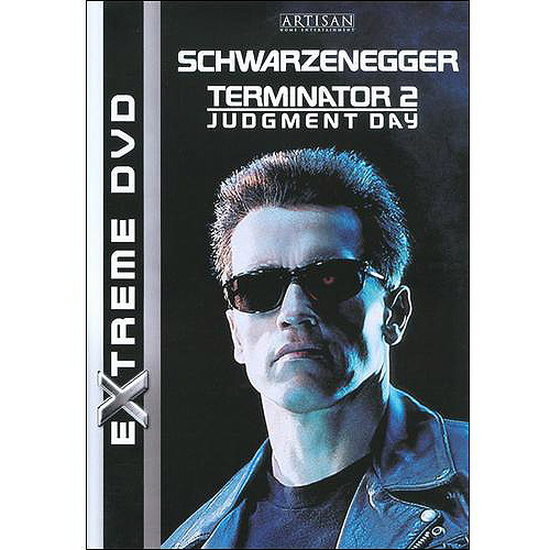 TERMINATOR 2-JUDGMENT DAY (DVD) (LENTICULAR/WS/ENG/5.1)