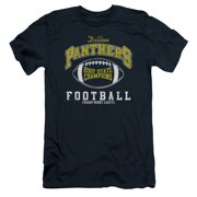 Friday Night Lights - State Champs - Slim Fit Short Sleeve Shirt - Small