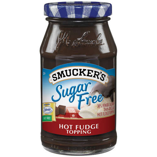 Smucker's: Hot Fudge Sugar Free Toppings Sugar Free, 11.75 Oz