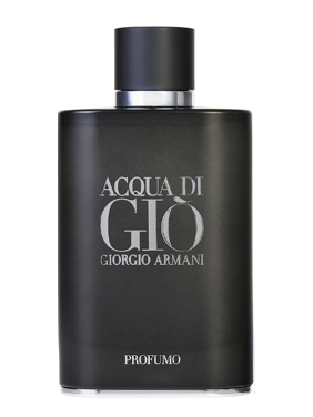 Giorgio Armani Acqua Di Gio Profumo Eau De Parfum Spray, Cologne for Men, 4.2 Oz