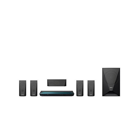 Sony BDV-E3100 5.1 Channel 3D Blu-ray Disc Home Theater System with Built-In Wi-Fi (BDVE3100)