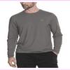 Gerry Men's sleeve Long Sleeve Sun Protection T-Shirt  S/Gray Sage Gerry Men's Rashguard Long Sleeve T-Shirt - NEW
