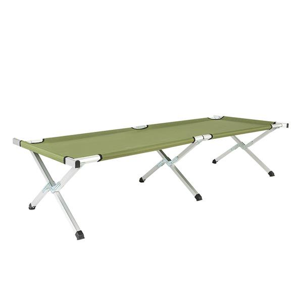 Tebru Foldable Cot Portable Folding Camping Cot With