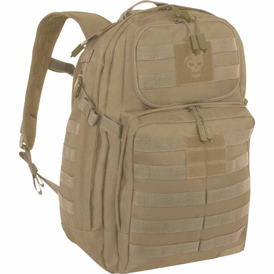 Sog Sog Squadron Day Pack Tactical Coyote Walmart Com