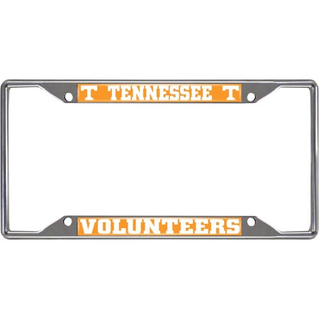 University of Tennessee License Plate Frame