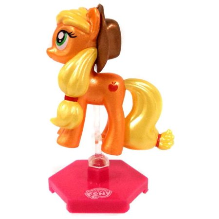 My Little Pony Metallic Apple Jack Mini