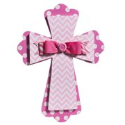 Blossom and Buds Everyday Wooden Cross Wall D cor