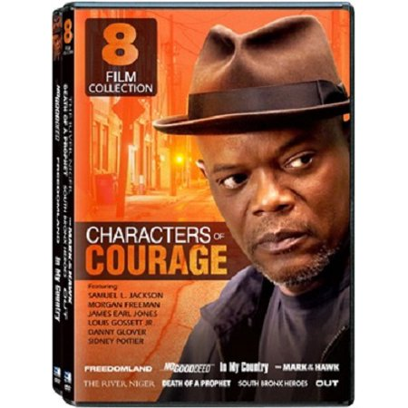 CHARACTERS OF COURAGE: 8 MOVIE COLLECTION (Halloween Ideas Movie Character)
