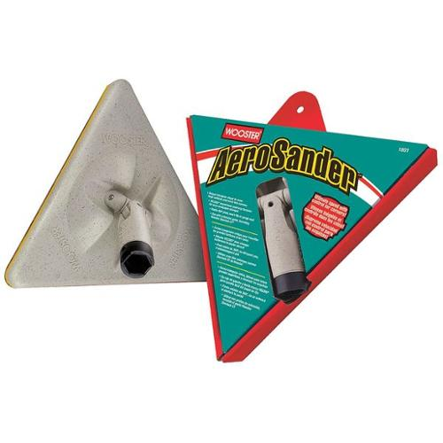 Wooster 8-19/32, Drywall Sander, Pole-Mountable, 1801