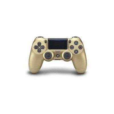 Sony DualShock 4 Controller for PlayStation 4, Gold