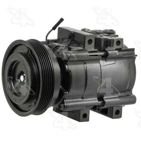 - Four Seasons 57185 A/C Compressor for Hyundai Sonata, Kia Optima