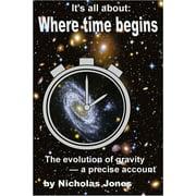 Where Time Begins - eBook