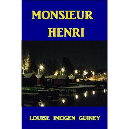 Monsieur Henri - eBook