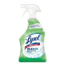 Multi-Surface Cleaner: Lysol All Purpose with Bleach