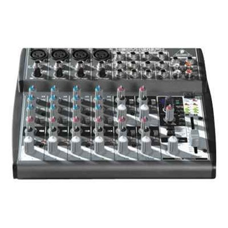 Behringer XENYX 1202FX - Analog mixer with DSP FX - (12 Channel Analog Mixer)
