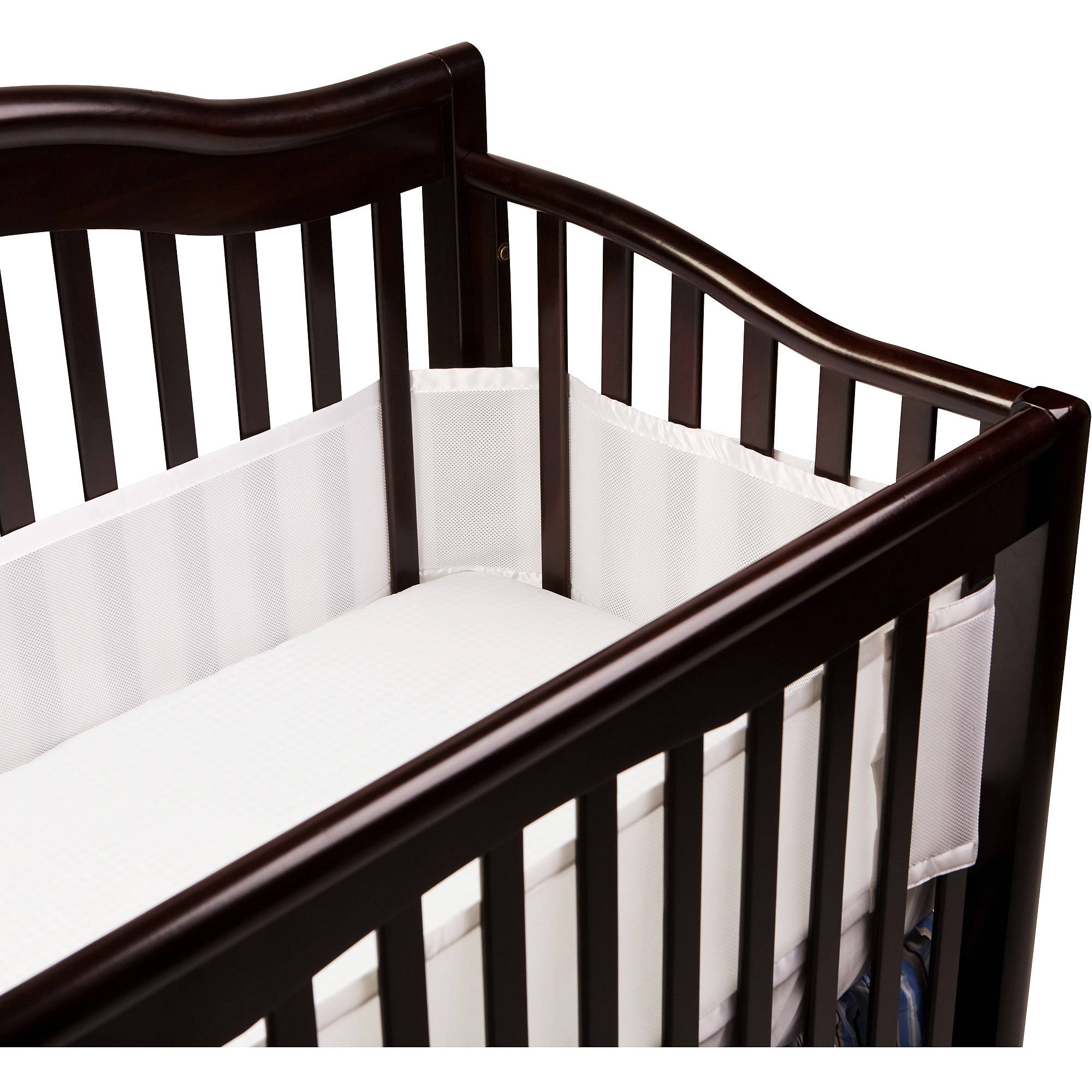 Used crib for sale edmonton - Breathablebaby Breathable Crib Liner Fits All Cribs Choose Your Color Walmart Com