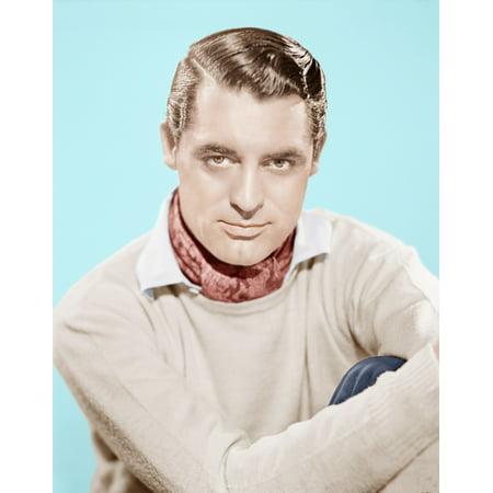 1935 Photo (Cary Grant Circa 1935 Photo Print)