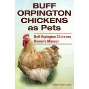 Buff Orpington Chickens as Pets. Buff Orpington Chickens Owner?s Manual.