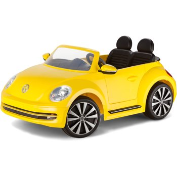 VW Beetle Battery-Powered Ride-On