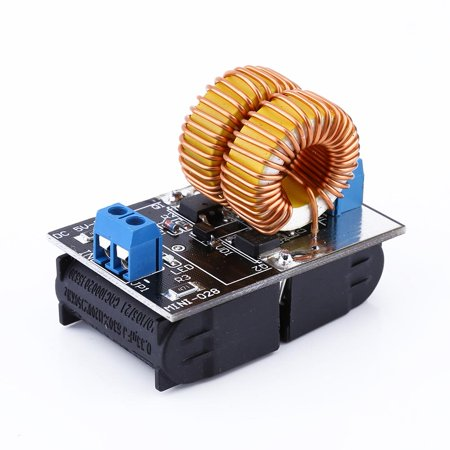 Yosoo 5v-12v ZVS induction heating power supply module tesla Jacob's ladder with coil, ZVS induction heating, module tesla Jacob's ladder (Jacob's Ladder Toy)