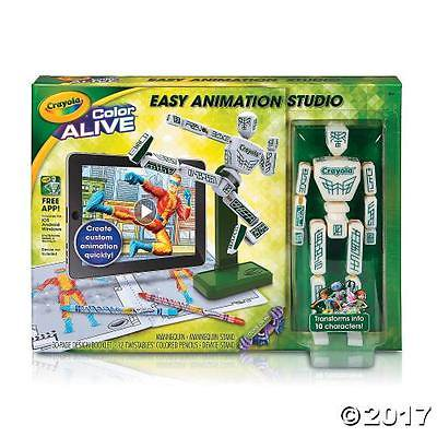 In 13730108 Crayola Easy Animation Studio Price For 1 Piece