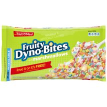 Breakfast Cereal: Fruity Dyno Bites