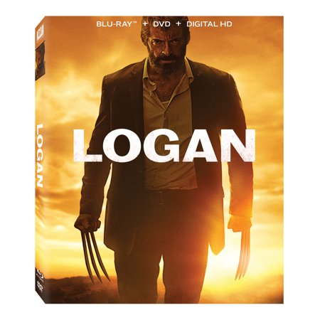 Logan  Blu Ray   Dvd   Digital Hd